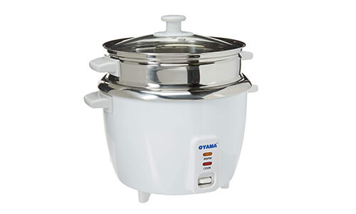 Product 4 OYAMA Stainless Rice Cooker XS