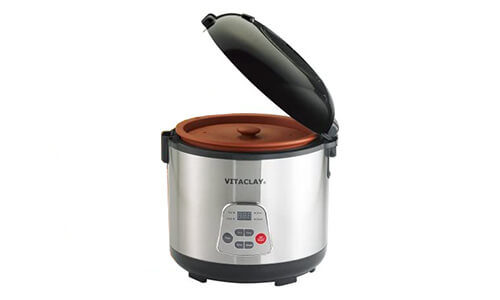 Product 9 High-Fired VitaClay 2-in-1 Rice N Slow Cooker XS