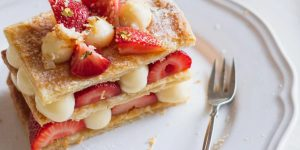 fruit puff pastry
