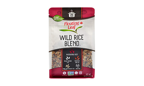Product 17 Floating Leaf Wild Rice Blend XS