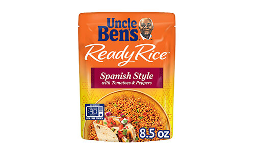 Product 3 Uncle Ben's Ready Rice XS