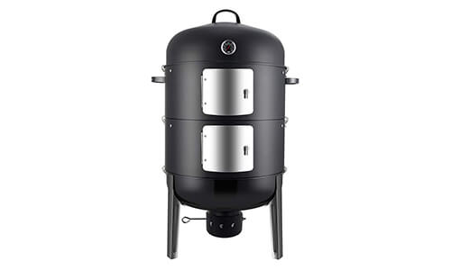 Product 4 Realcook Charcoal BBQ Smoker Grill XS
