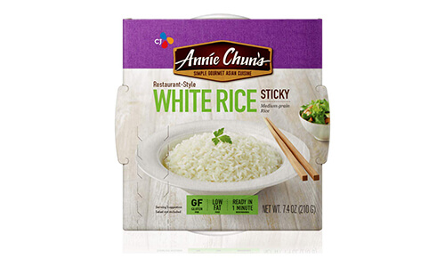 Product 6 Annie Chuns Cooked White Sticky Rice XS