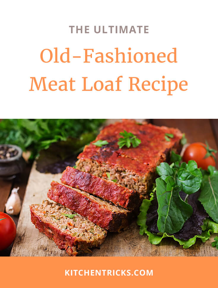 Old-Fashioned Meat Loaf Recipe 2 XS