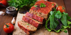 Old-Fashioned Meat Loaf Recipe XS