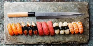 best japanese kitchen knife sets review XS