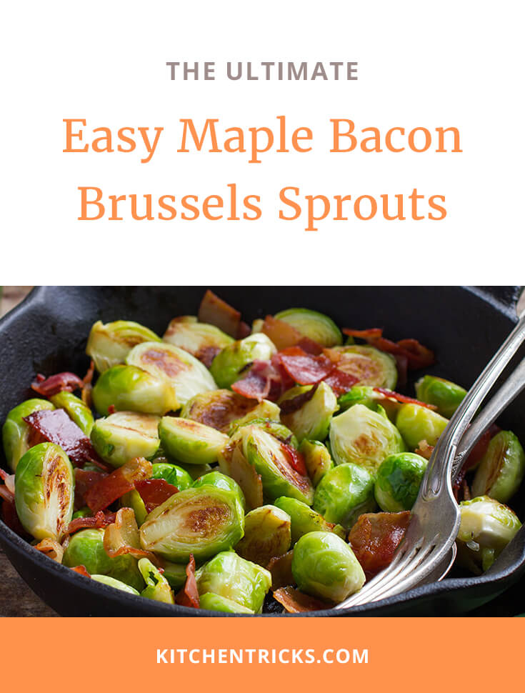maple bacon brussels sprouts recipe 2 XS