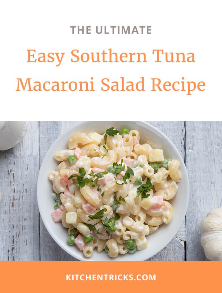 southern-tuna-macaroni-salad-recipe