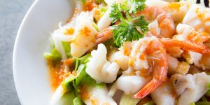 Chinese Seafood Delight Recipe