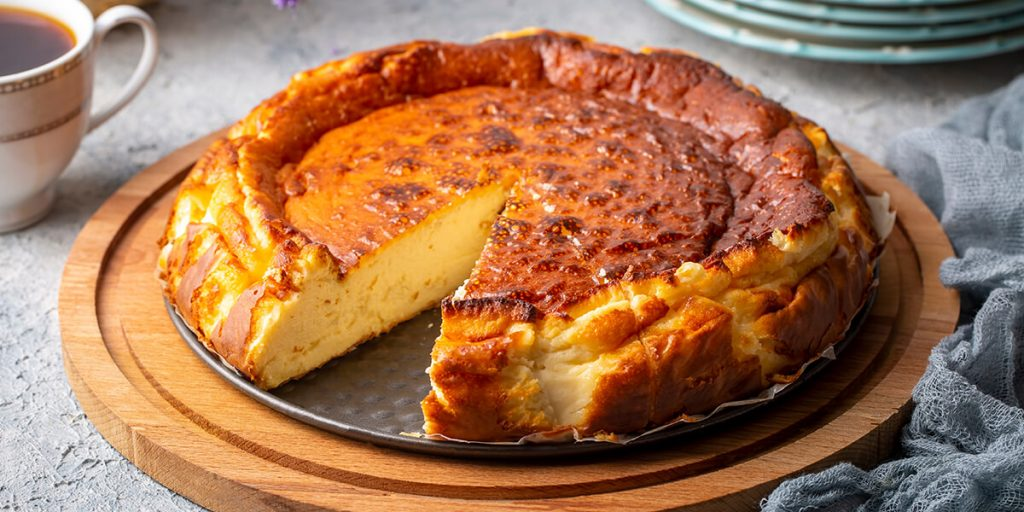 French-Style Cheesecake Recipe