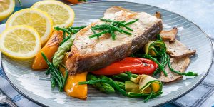 Grilled Halibut Recipe Bobby Flay