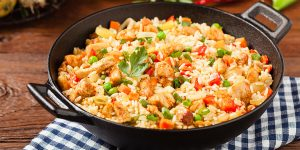 PF Chang's Chicken Fried Rice Recipe